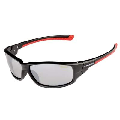 Gamakatsu G-Glasses Polarisationsbrille Racer Light Gray Mirror, - Light Gray Mirror