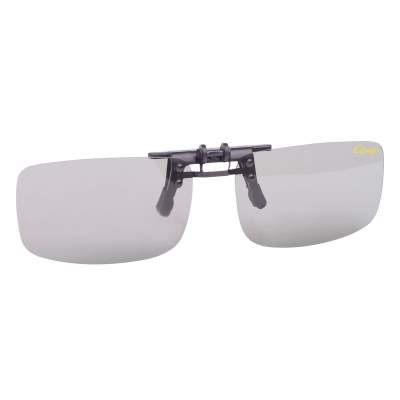 Gamakatsu G-Glasses Polarisierender Brillenaufstecker Light Green/Blue