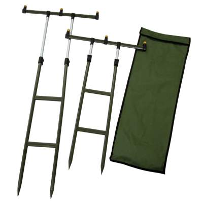 BAT-Tackle Karpfen Goal Post Set