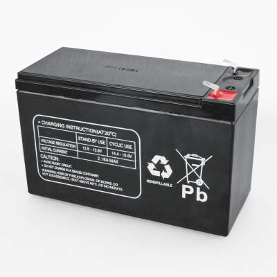 Bleiakku AGM MP7,2-12 12V 7,2Ah Multipower