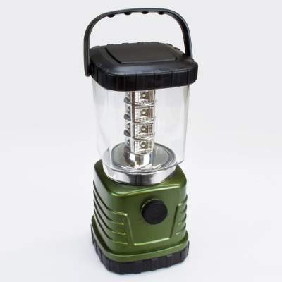 Camping LED Lampe eckig 16 LED