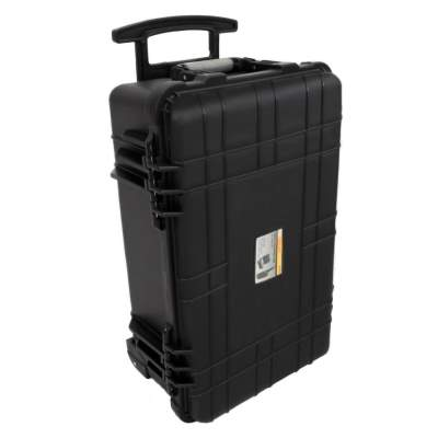 Pro Tackle Outdoor Fatbox Schutzkoffer Trolley