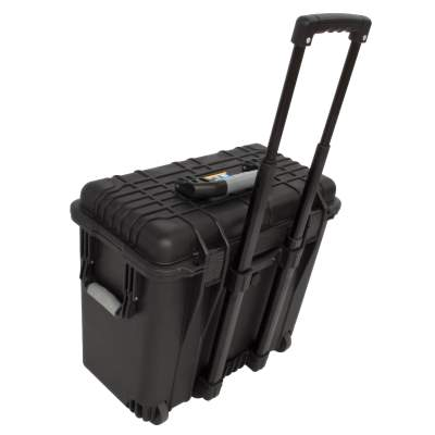 Pro Tackle Outdoor Fatbox Schutzkoffer TrolleyVS65
