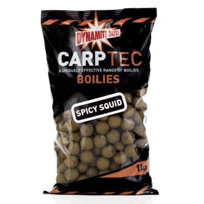 Dynamite Baits CarpTec Boilies Spicy Squid 20mm 1kg