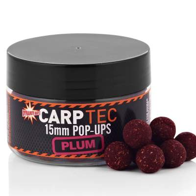 Dynamite Baits CarpTec Pop- Up Boilies Plum 15mm