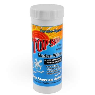 Top Secret Maden- Würze Forelle 100ml - 60g, - Forelle - 100ml - 60g