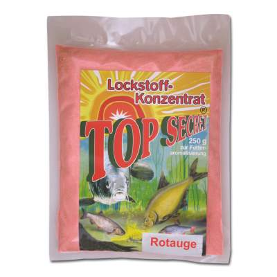 Top Secret Pulver Lockstoff Rotaugen Spezial 250g