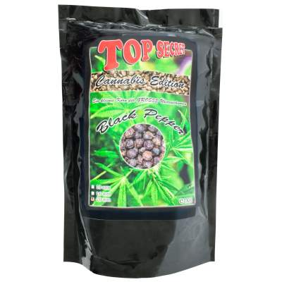 Top Secret Cannabis-Edition Boilies 20mm Black Pepper 1Kg Boilie