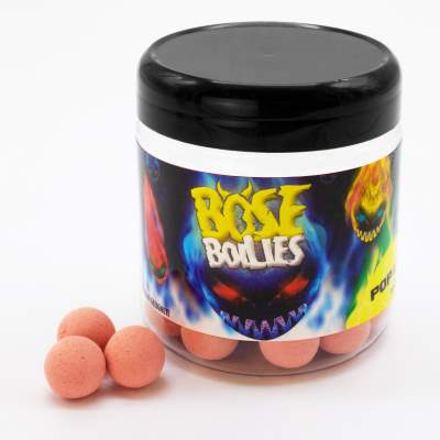 BAT-Tackle Böse Boilies Pop Ups 15mm PopUp Boilie, 50g - 15mm - Squid - fluo pink