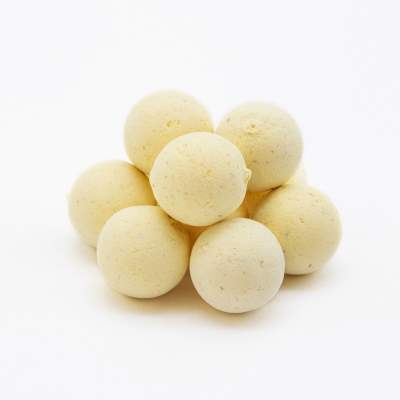 BAT-Tackle Böse Boilies Pop Ups 15mm PopUp Boilie, 50g - 15mm - Peach & Cream - peachy