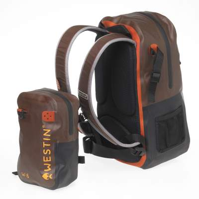 Westin W6 Wading Backpack & Chestpack (Angelrucksack)