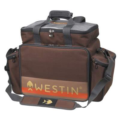 Westin W4 Vertical Master Bag, Grizzly Brown/Black