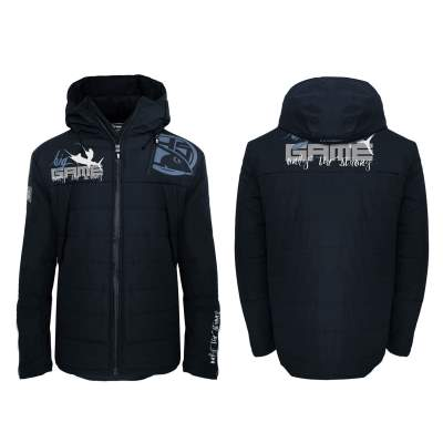 Hotspot Design Zipped Jacket Big Game Gr. L