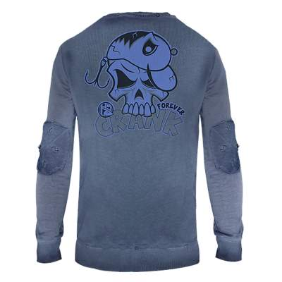 Hotspot Design Sweat-Shirt Crank Forever Gr. M
