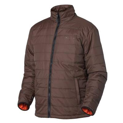 Westin W4 Inner Jacket Gr.3XL Grizzly Brown/Earth Orange