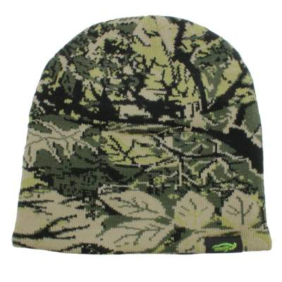 Legendfossil Tree Camou Beanie, uni - camo yellow