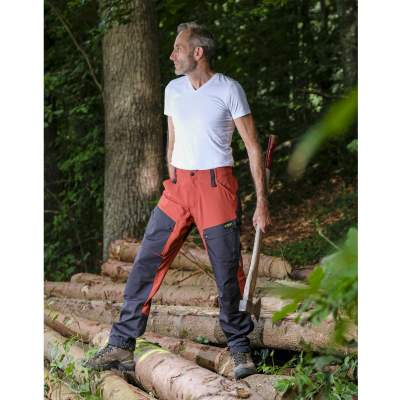 Legendfossil OF Stretch Pants Sweden Rusty Orange, Gr. M