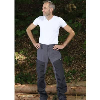 Legendfossil OF Stretch Pants Sweden Grey, Gr. XXL
