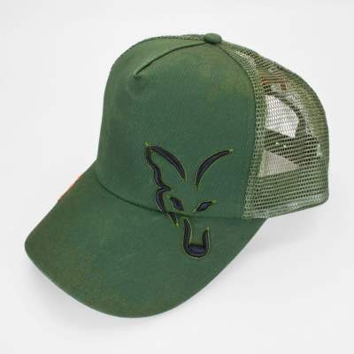 Fox Carp Splatter Trucker Cap