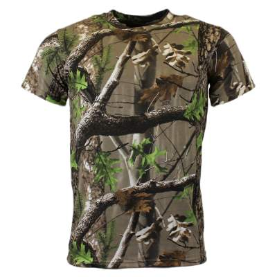 Game Trek Camo Realtree T-Shirt Gr. XXL