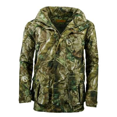 Game Jacke Stealth Passion Green Waterproof, Gr. M - camo