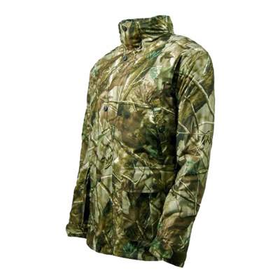 Game Jacke Stealth Passion Green Waterproof, Gr. XXXL - camo