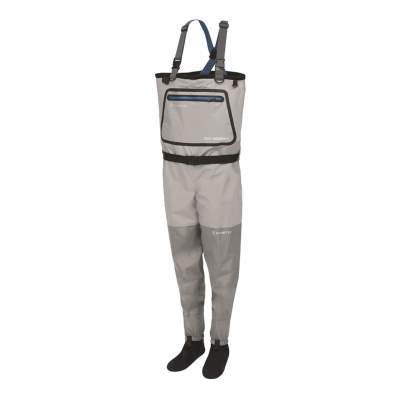 Kinetic DryGaiter ll Stocking Foot Wathose, Gr. LK - Grey Hawk