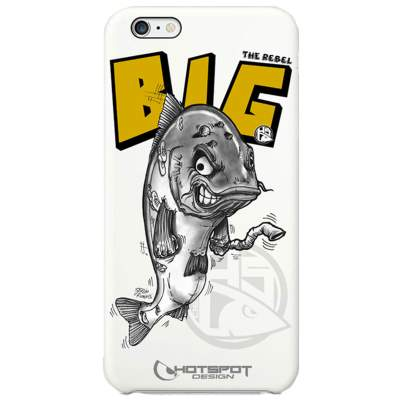 Hotspot Design The Rebels Collection Plastic Case Handyhülle Iphone6 Big