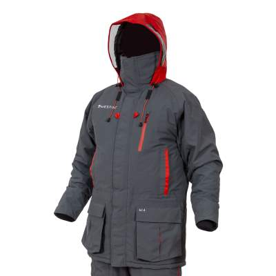 Westin W4 Winter Suit Extreme Thermoanzug, Gr. M - Steel Grey
