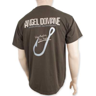 Angel Domäne T-Shirt TeeChoc XL, - Gr.XL - chocolate