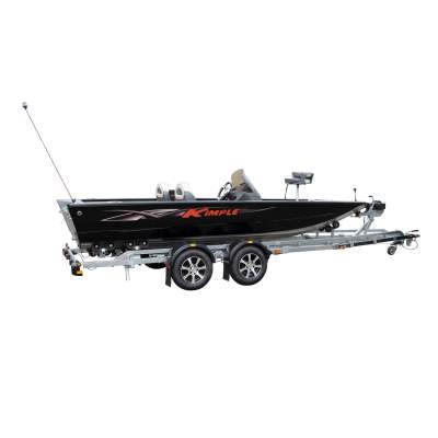Kimple Bass Boat Sniper 498, 4,98m 75PS