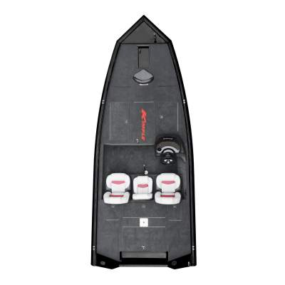 Kimple Bass Boat Sniper 548 inkl. Cover, 5,48m 115PS