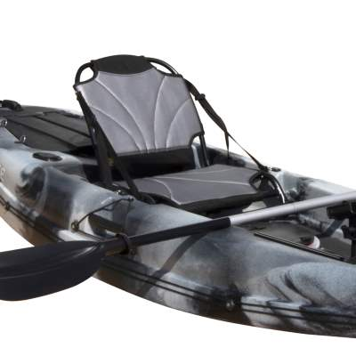 Waterside Kajak Allround Allroundkajak, 3.0 Ice Grey