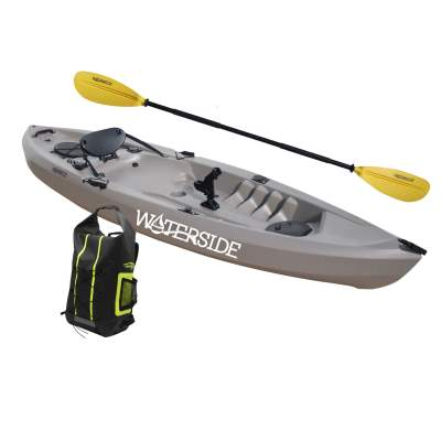 Waterside Kajak Fisher Gray