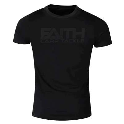 Faith T-Shirt black XXL, Gr. XXL