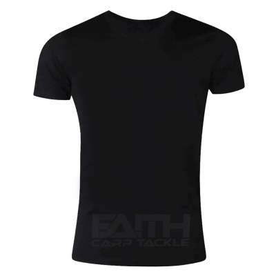Faith T-Shirt black L, Gr. L
