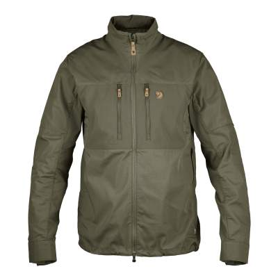 Fjäll Räven Jacke Abisko Shade Jacket Men, 625/Laurel Green - Gr. XXL