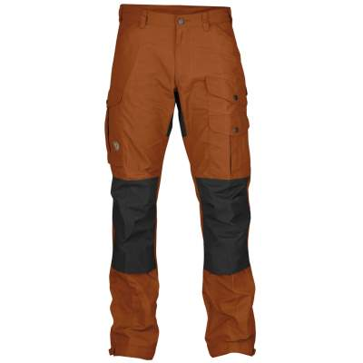 Fjäll Räven Hose Vidda Pro Trousers Autumn Leaf/Dark Grey 215/030 Gr. 50