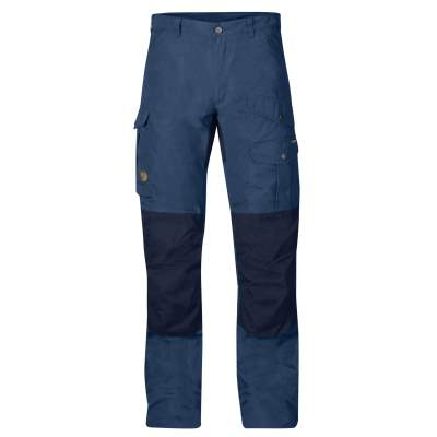 Fjäll Räven Hose Barents Pro Uncle Blue/Dark Navy 520 Gr. 50