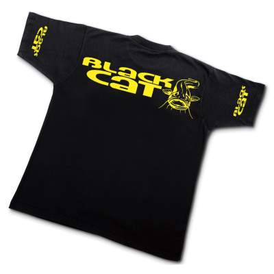 Black Cat Waller T-Shirt Gr. L