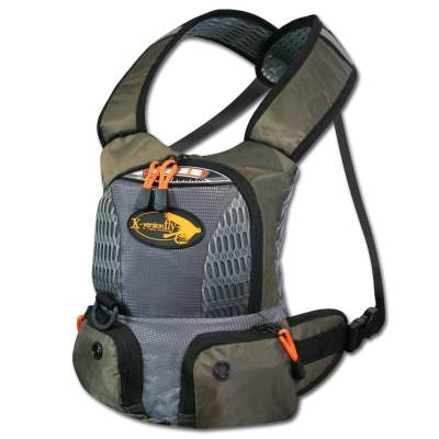 X-Version Fly Liberty Front Chest Pack, - 25x22x6cm