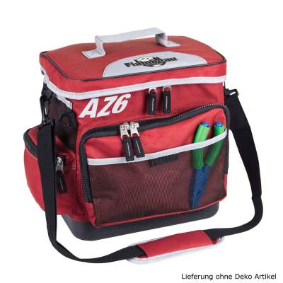 Flambeau AZ6 Tackle System - RED Large AZ6