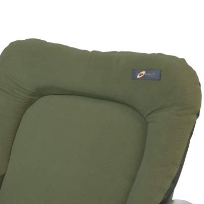 Cyprinus Memory Foam Chair Karpfenstuhl