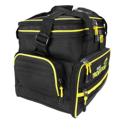 Balzer Shirasu Kescher Köcher Tasche Keschertasche Trout Net Bag NEW OVP