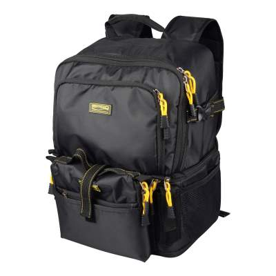 SPRO Backpack 2 inkl. 4 Boxen & Rig Wallet,