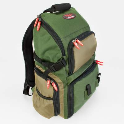 Roy Fishers Selection-X Luxus Angelrucksack