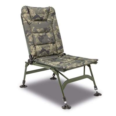 Solar Tackle UnderCover Camo Session Chair Karpfenstuhl, Camou - 5,9kg