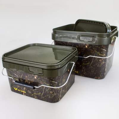 BAT-Tackle Realistric® Bait Bucket Set 5L und 10L, Realistric® Bait Bucket Set 5L und 10L