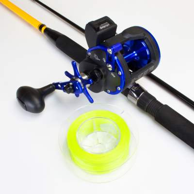 Team Deep Sea Unbreakable Heavy Spin Kombo 2.40m 100-400g