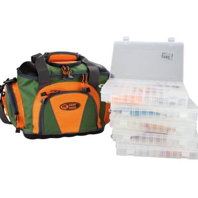 Pro Tackle Gear Bag PX Bundle 5 x 3670